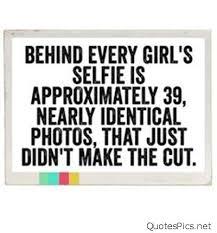 Selfie Quotes Extraordinary Selfie Quote