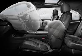 seat belt usage and a host of other factors to help keep you safe behind the wheel dual front side and full length curtain airbags are standard