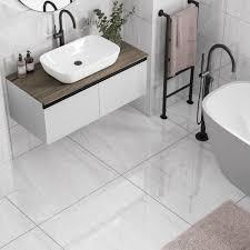 Light Grey Floor Tiles Vermont Light Grey 600x600