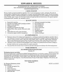 Resume For Packaging Job Best of 24 Digital Arts And Design Resume Examples Computers And