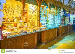 the jewelry stall in sukiennice krakow poland