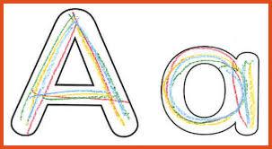 a bubble letter bubble letters alphabet