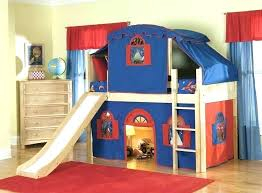 kid bed with slide kids bunk bed with slide kids bed with slide photo 3 of