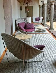 nido chair by paola lenti ecc co nz furniture outdoor seating lounge chair nido