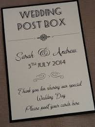 How To Decorate A Wedding Post Box Wedding Post Box Ideas 100 Ways to Collect Your Cards in Style 31