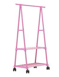 Pink Coat Rack Stunning Amazon Multifunction It Can Move Hangers Bedroom Clothes Hanger