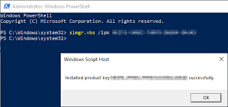 to activate windows server 2019 using