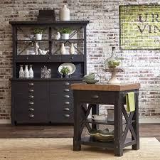Urban Accents Buffet W/ Hutch  Furniture Pick a