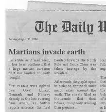 Creating A Newspaper Template The Newspaper Clipping Generator Create Your Own Fun Newspaper