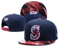 - Mlb Blue Design Hats In 68 Seattle Snapbacks Mariners Selection amazing various Online Cheap 176325 Uk Fitted Price 9 Clearance cheapest Braves