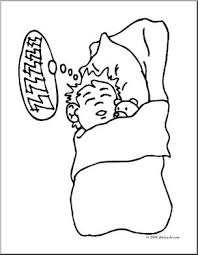 Pillow Coloring Page Color Bros
