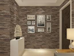 great vinyl textured embossed brick wall wallpaper modern 3d stone pattern wallpaper for living room wall