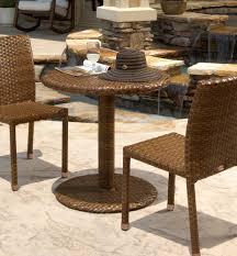 Panama Jack Bedroom Furniture Panama Jack St Barths 30 Wicker Bistro Table Wickercentralcom