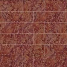 Ultra Modern Bathroom Decoration Feature Cream Combine Red Marble Red Marble Floors