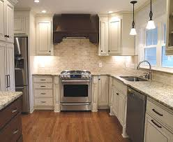 Kitchen Floor Materials Kitchen Design Contemporary Kitchen Countertop Materials Pros Cons
