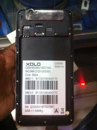 XOLO Q3000 MT6589 FLASH FILE DEAD BOOT ...
