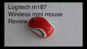 <b>Logitech</b> m187 <b>mini Wireless mouse</b> Review - YouTube