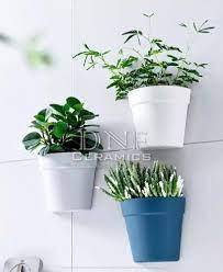 white ceramic decorative wall hanging