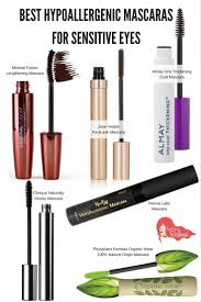 eye makeup for sensitive eyes. Exellent Eye The Best Hypoallergenic Mascaras For Sensitive Eyes  How To Be A Redhead On Eye Makeup For