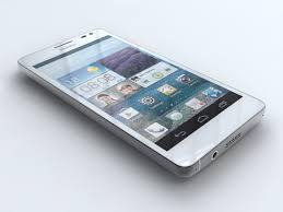 Huawei Ascend D2 Modelo 3D in Télefono ...