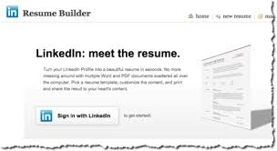 Turn your Linkedin profile into an actual resume with this free tool   CareerCloud