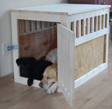 diy dog beds large wood pet kennel end table projects and ideas for large