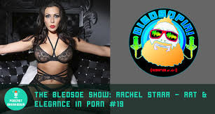The Bledsoe Show Rachel Starr Art and Elegance in Porn 19.