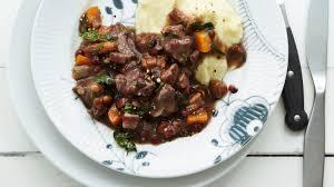 crock pot or oven venison stew recipe