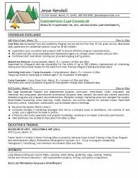 youth counselor resume gallery of camp counselor resume youth counselor cover letter