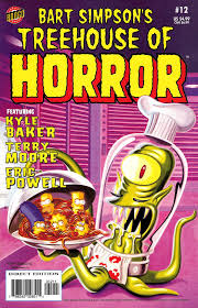 The Simpsons Treehouse Of HorrorBart Treehouse Of Horror