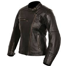 weise las chicago leather jacket black thumb 2