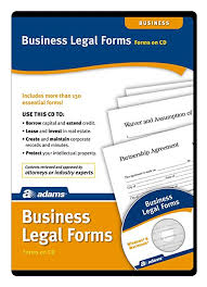Amazon.com : Adams Business Legal Forms And Agreements On Cd (Ss4323 ...