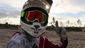 AJ Carlson + Nina Griffith - Motocross Video - YouTube