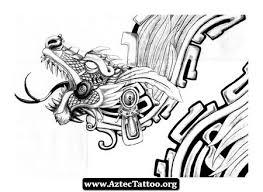 Aztec Tattoo Patterns Best Tattoo Patterns Of Aztec 48 Httpaztectattooorgtattoopatterns