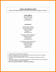 who to list as a reference sample reference list for teacher resume valid 20 inspirational