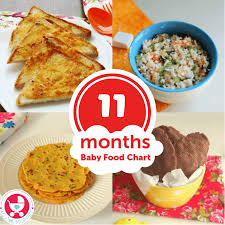 11 Months Baby Food Chart With Indian Recipes