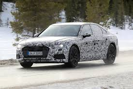 2018 audi 16. fine audi new 2018 audi a6 first spyshots of audiu0027s 5 series rival  auto express on audi 16 8