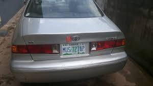 Urgent Sales Toyota Camry 2000 2.2 For Sale - Autos - Nigeria