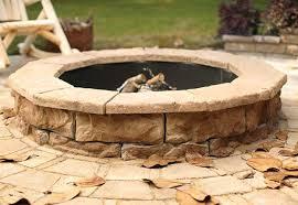 Fire Pit Bricks At Home Depot » Design And IdeasHome Depot Fire Pit