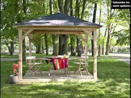 garden canopy. Garden Canopy Gazebo | Quick Shade Collection A