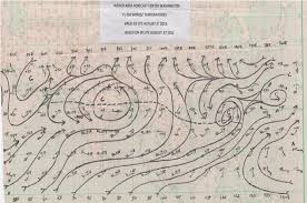 850 Hpa Constant Pressure Chart Valid 1800 Utc 27 August