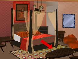 Middle Eastern Bedroom Decor 3 Ways To Decorate A Moroccan Themed Bedroom Wikihow
