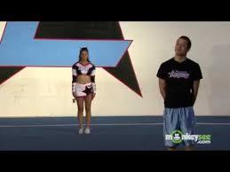 Beginner Cheerleading Jumps Youtube