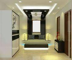 White False Pop Ceiling Design And Brown Sofa Set Design In Living Pop Design In Room