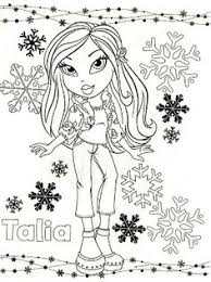 Small Picture Billedresultat for bratz coloring pages Bratz Part 2 Pinterest