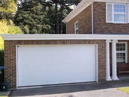 Door: How To Build Cool White Twin City Garage Door Design Ideas ...