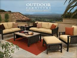 Outdoor Patio Furniture Beautiful Pink Decoration