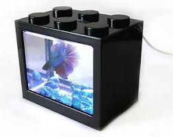office fish tanks. Image Is Loading Lego-brick-betta-fish-tanks-includes-built-in- Office Fish Tanks A