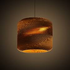 Chinese Traditional handmade lantern Honeycomb Weave Kraft Paper Pendant  Lamp Kung Home Decor Lighting Fixture free 9W LED lamp