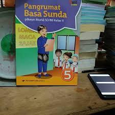 Kunci jawaban ini dibuat untuk mempermudah peserta didik tingkat sekolah sd kelas 5. Pangrumat Basa Sunda Untuk Sd Mi Kelas V 5 Shopee Indonesia